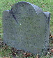Lake, Thomas (1615-1676) [Headstone photo]
