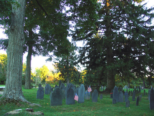 1660 Burying Ground