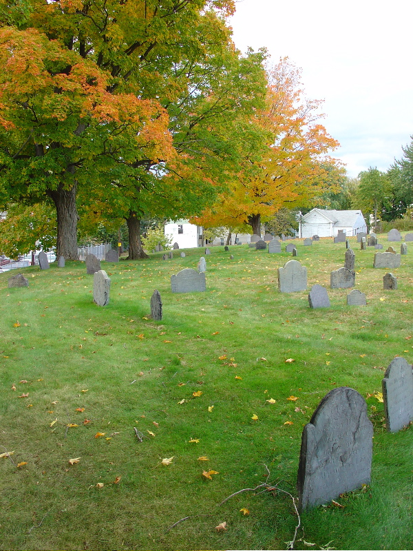 First Burial Ground - Woburn, Mass.