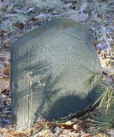 Day, Moses (1672-1729) [Footstone photo]