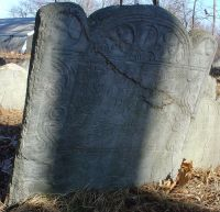 Kimball, Thomas (1665-1732) [Headstone photo]