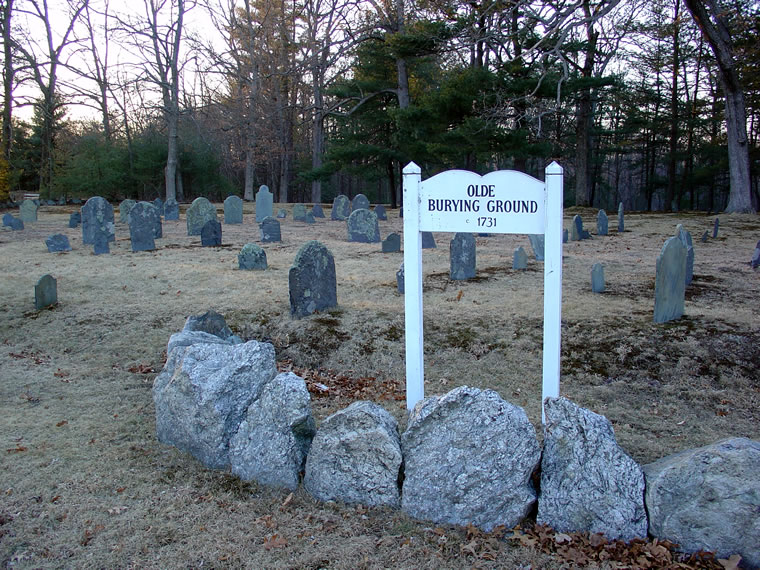 Wilmington Olde Burying Ground