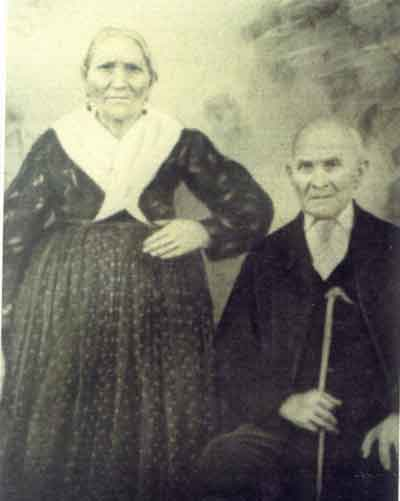 Troppoli, Joseph (Giuseppe) and his wife Rafaella Palerma