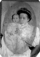 Webster, Maude Buxton with daughter Catharen