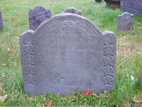 Stone, Joseph (1671-17 Jan 1702/03) [Headstone photo]