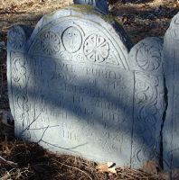 Spofford, Sarah Burpee (1660-1729) [Headstone photo]