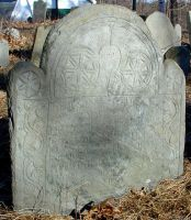 Kimball, Deborah Pemberton (1668-1726) [Headstone photo]