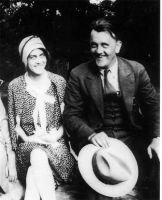 Stone, W. Owings and his future wife Margaret Simpson c. 1930